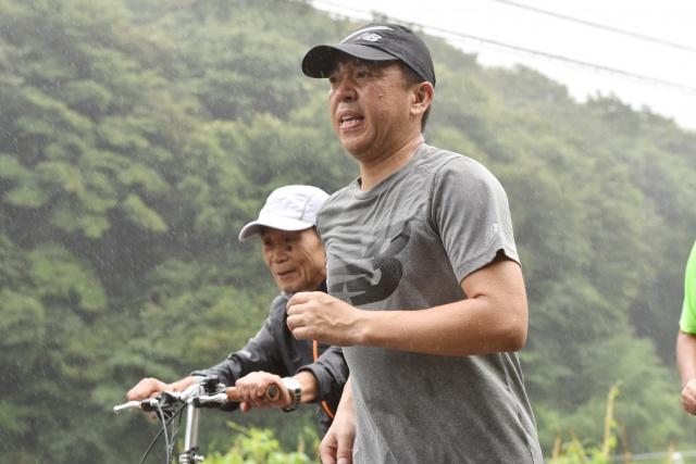 林家たい平 マラソン