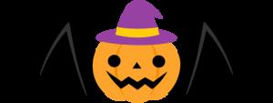 ハロウィン かわいい かぼちゃ・魔女