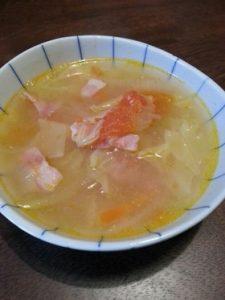 ハロウィン料理 スープ