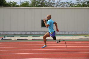 山本篤 リオパラリンピック 走り幅跳び