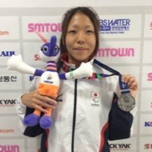高田千明 リオパラリンピック