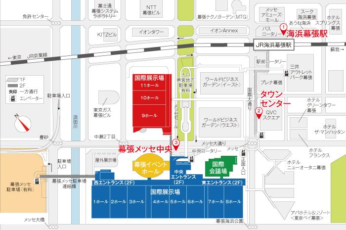 ビジュアルジャパンサミット バス
